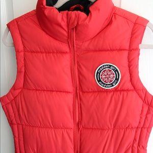 Madden Girl red Vest